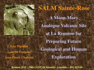 SALM Sainte-Rose