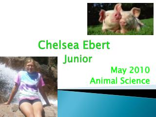 Chelsea Ebert Junior