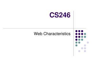 CS246