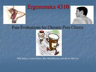 Ergonomics 4310