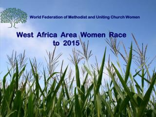 World Federation of Methodist and Uniting Church Women