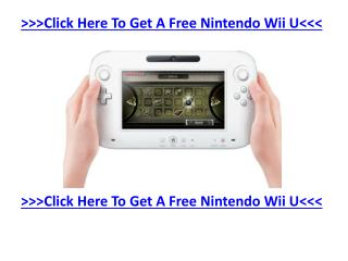 Nintendo Wii U Introduces Its Own Miiverse Social Networking