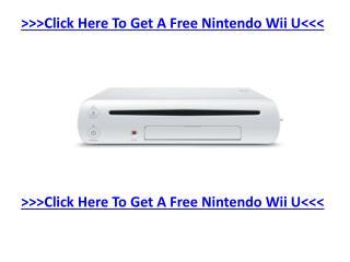 Nintendo Wii U's Brand new Miiverse Platform - Get The Hotte