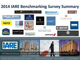 2014 IARE Benchmarking Survey Summary