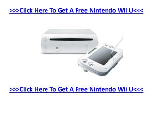 Nintendo Wii U Introduces Its Miiverse Social Networking sys