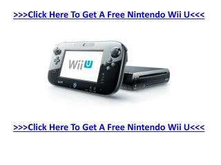 Nintendo Wii U Introduces Its Own Miiverse Social Network -