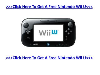 Nintendo Wii U's Brand new Miiverse System - Get The Latest