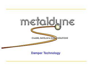 Damper Technology