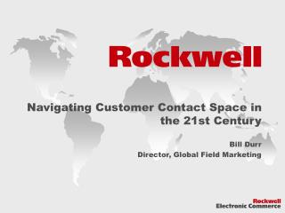 Navigating Customer Contact Space in the 21st Century