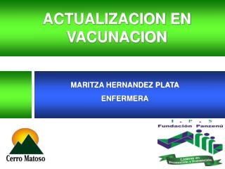 MARITZA HERNANDEZ PLATA ENFERMERA