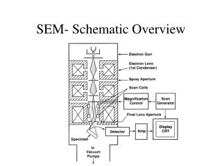 SEM- Schematic Overview