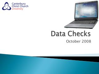 Data Checks