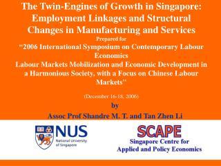 by Assoc Prof Shandre M. T. and Tan Zhen Li