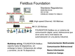 Fieldbus Foundation