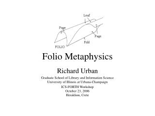 Folio Metaphysics
