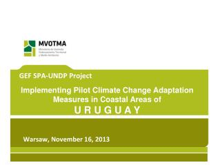 GEF SPA-UNDP Project
