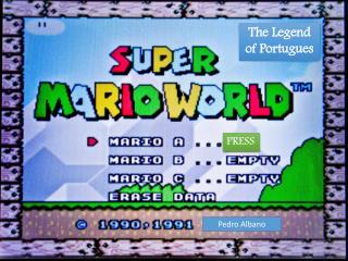The Legend of Portugues