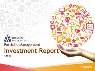 Portfolio Management Investment Report
