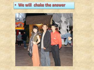 We will   chake  the answer