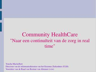 Community HealthCare