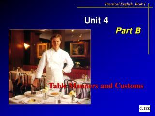 Practical English, Book I