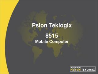 Psion Teklogix 8515 Mobile Computer