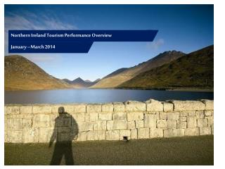 Northern Ireland Tourism Performance Overview