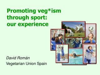 Promoting veg*ism  through sport: our experience