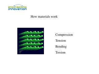 How materials work