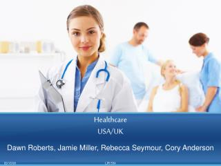 Healthcare USA/UK
