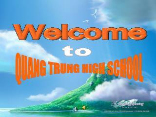 QUANG TRUNG HIGH SCHOOL