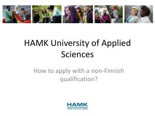 HAMK University of Applied Sciences
