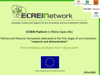 Project supported by the European Commission