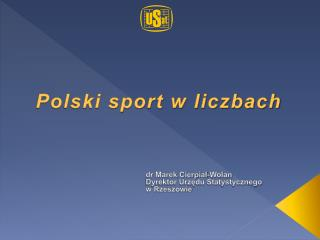 Polski sport w liczbach