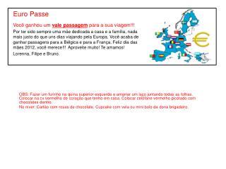 Euro  Passe