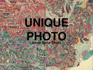 UNIQUE PHOTO