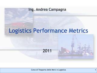 Logistics Performance Metrics