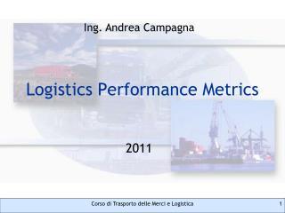 Logistics Performance Metrics