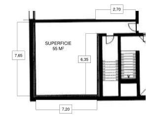 SUPERFICIE 55 M 2