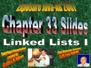 Chapter 33 Slides