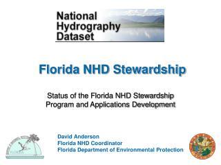 Florida NHD Stewardship