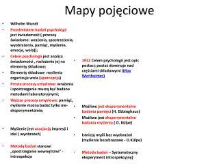 Mapy pojęciowe