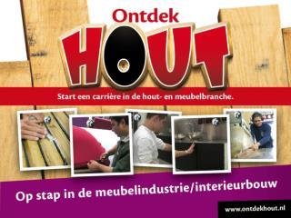 Meubelindustrie/ interieurbouw