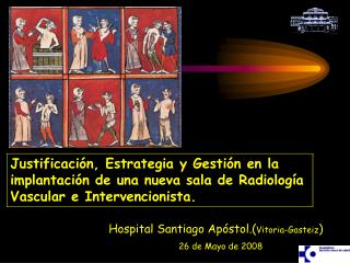Hospital Santiago Apóstol.( Vitoria-Gasteiz ) 26 de Mayo de 2008
