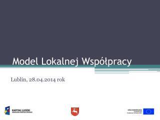 Model Lokalnej Współpracy