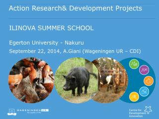 Action  Research& Development Projects