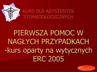 WCS, NOWY ZJAZD 1 WARSZAWA DANUTA KARPOWICZ-KULESZA