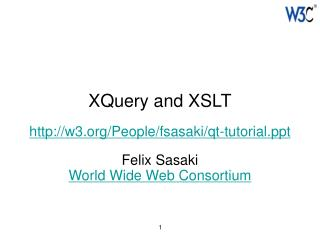 XQuery and XSLT
