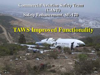 TAWS Improved Functionality