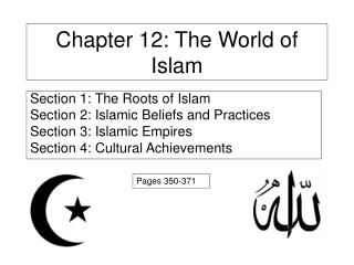 Chapter 12: The World of Islam